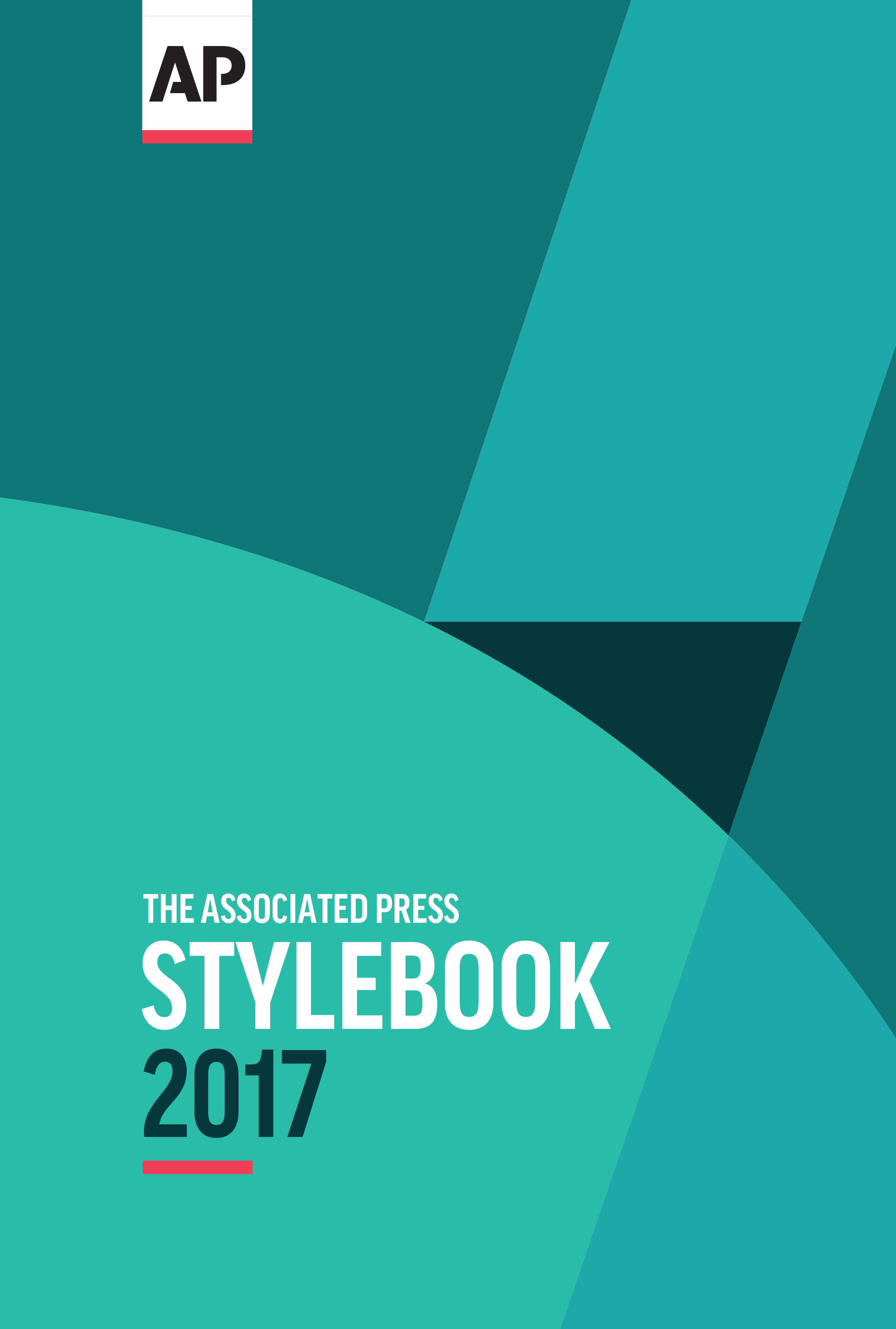 2017 AP Stylebook (print edition)