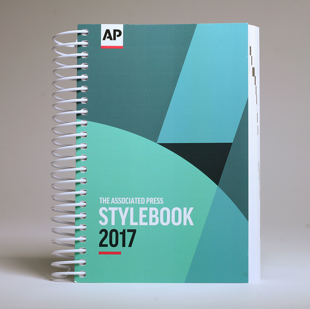 2017 AP Stylebook